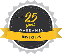 Warranty on Inverters